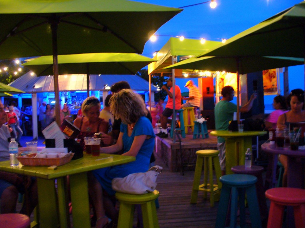 Open Air Bar - Key West