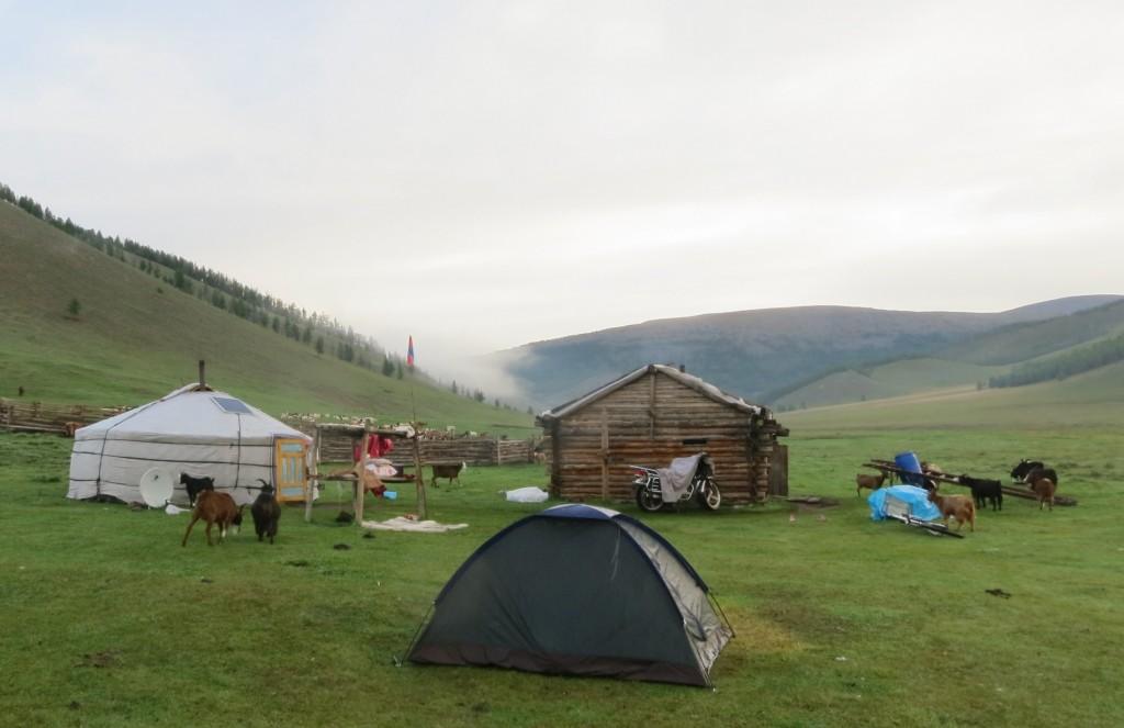 Mongolian Farm