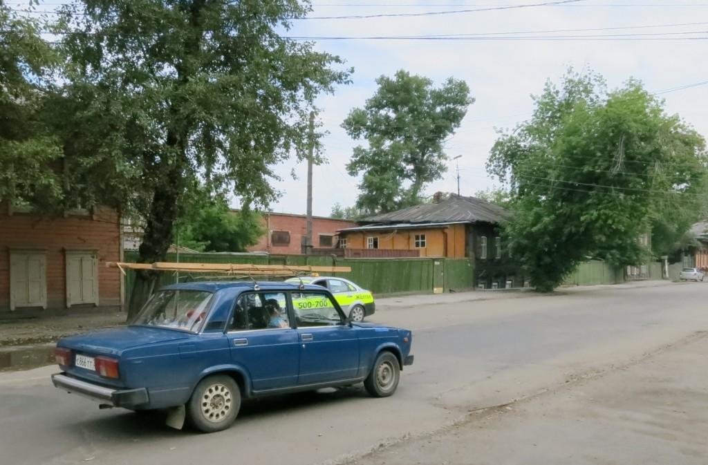 Street Irkutsk