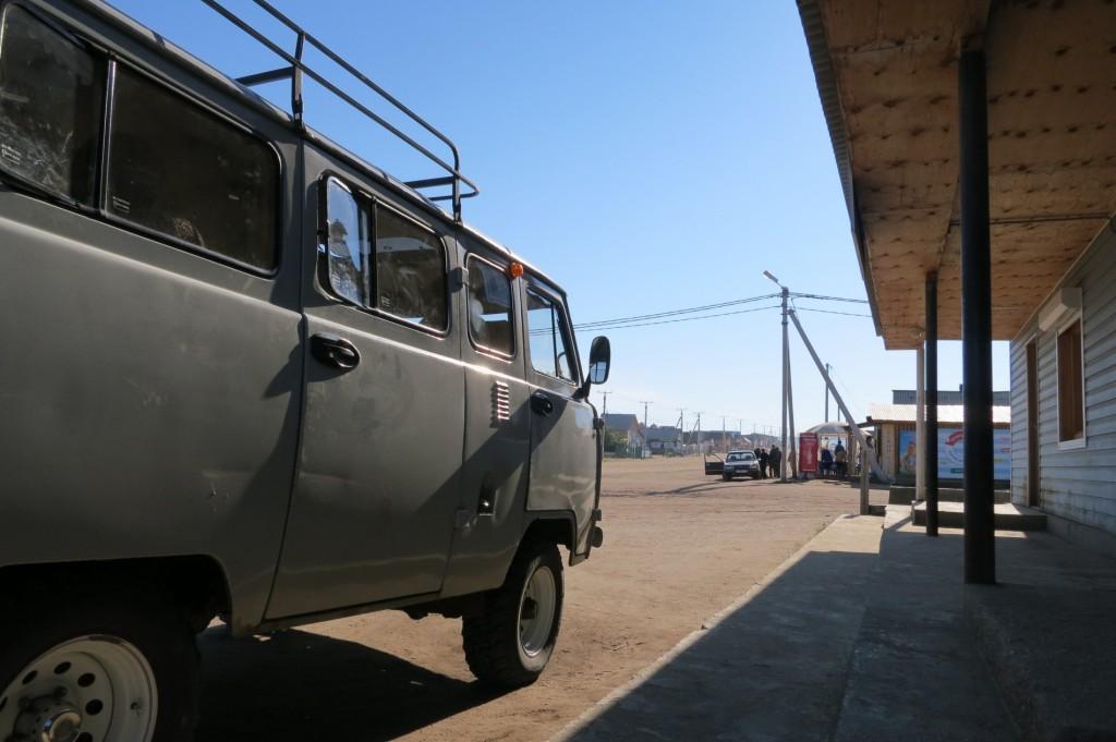 Russian Minibus