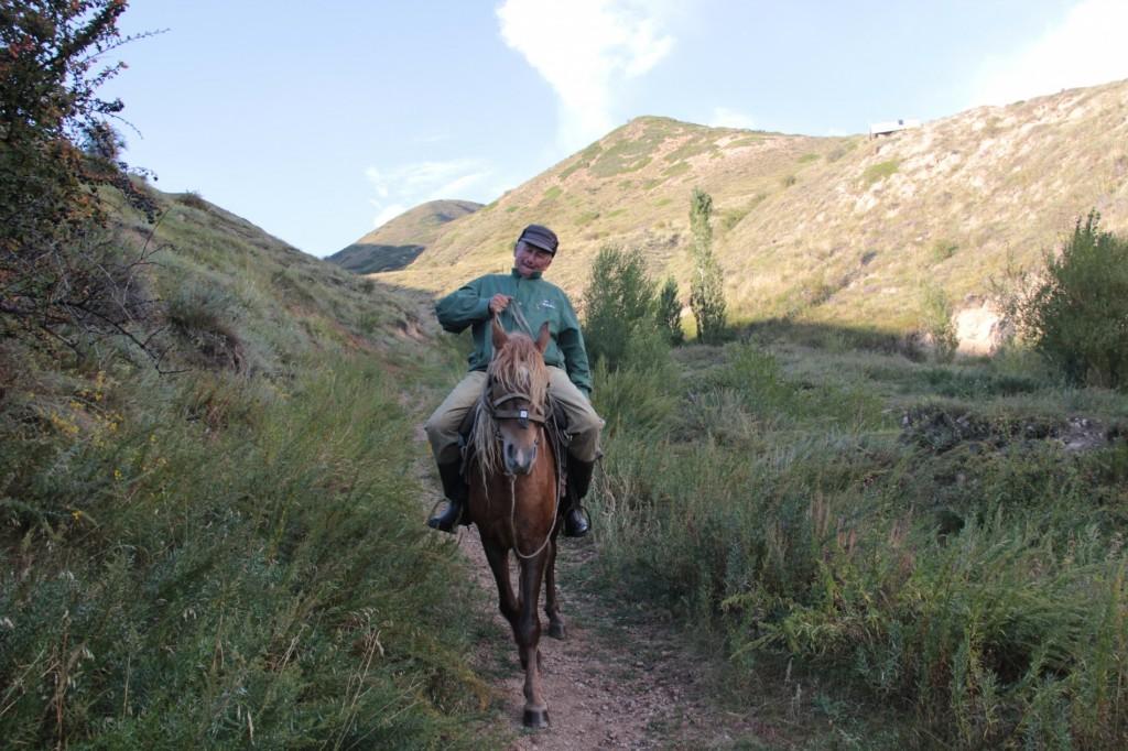 Ranger zu Pferd
