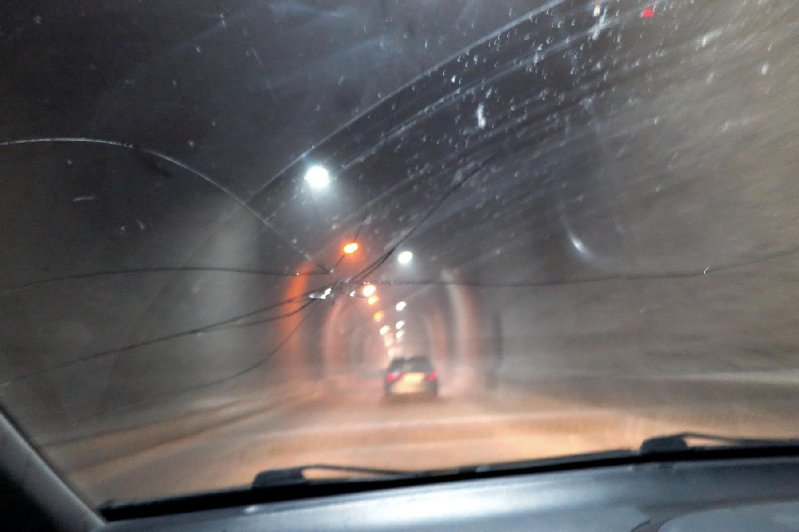 3 Km Tunnel