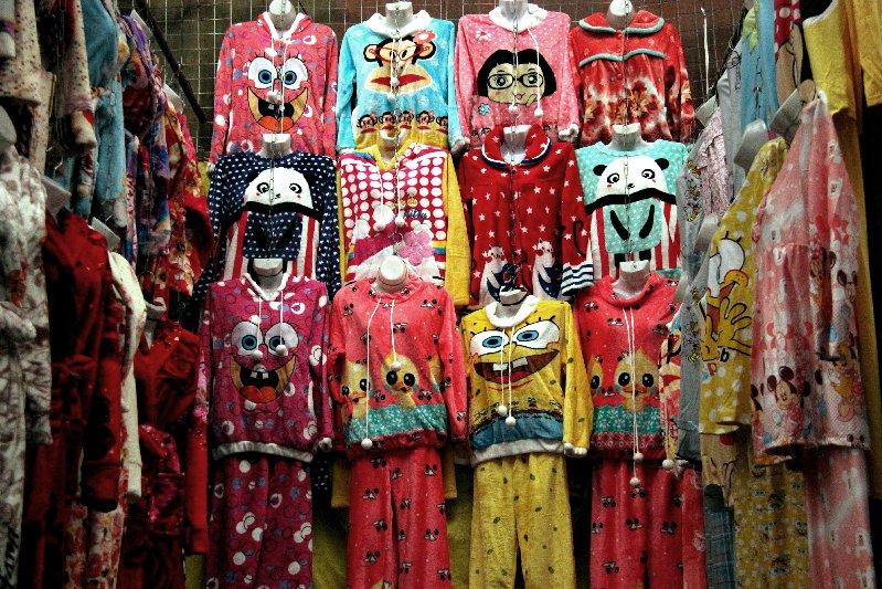 Pyjama Selection