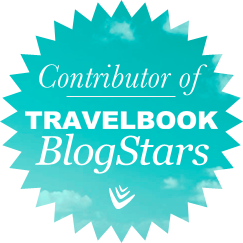 Travelbook Blogstars Logo