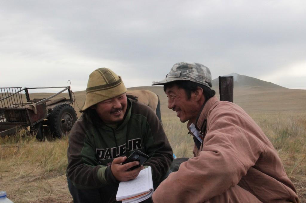Interview mit dem Viehzüchter