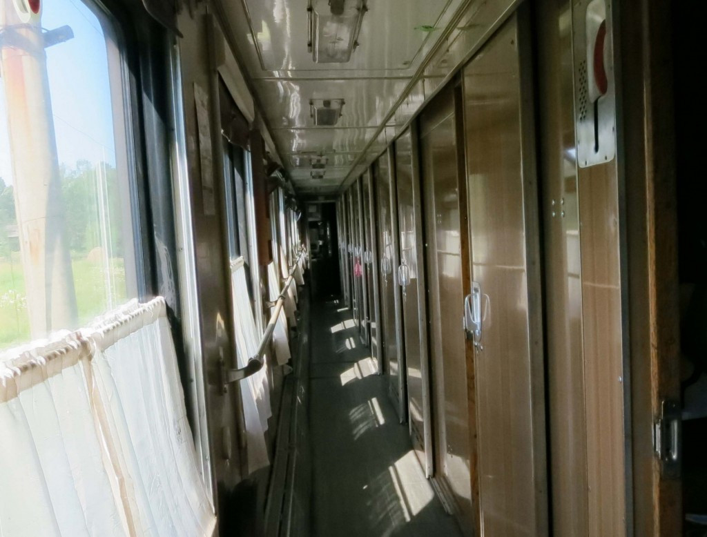 2nd Class Hallway