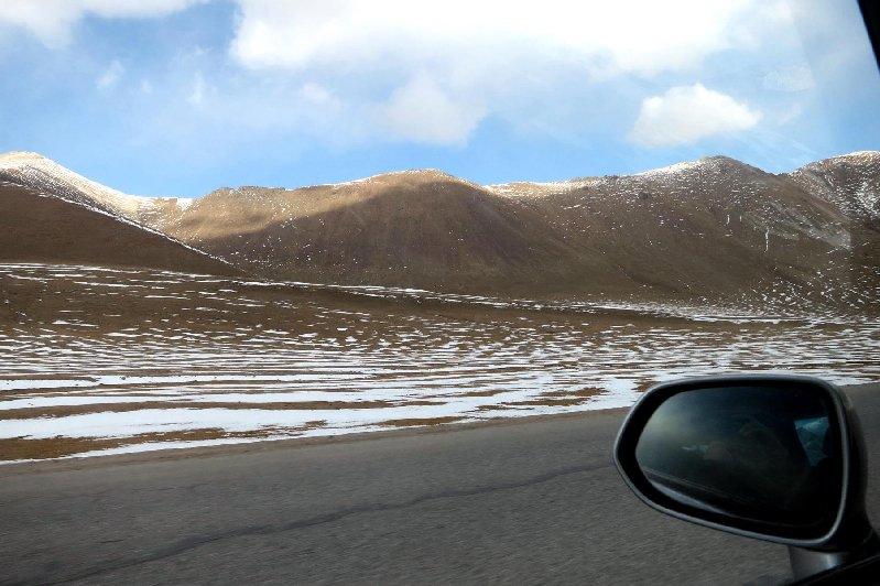 On the Mountain Pass