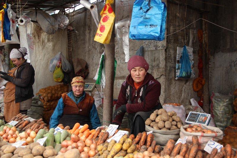 Women Vendors